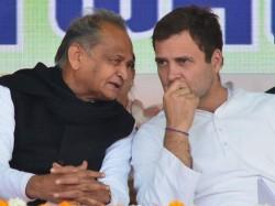 Ashok Gehlot Says Gandhi Family S Leadership Is Must Keep Congress United