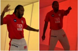 Ipl 2019 Kings Eleven Punjab Player Chris Gayle Dance Video Viral