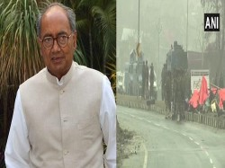 Congress Leader Digvijaya Singh Terms Pulwama Terrorist Attack An Accident