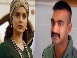 Kangana Ranaut On Iaf Hero Abhinandan Vartman S Release