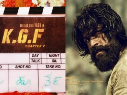 Kgf 2 Yash Starrer Film Kgf Chapter 2 Shooting Start From Taday