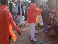 Accused Of Assault On Kashmiri Street Vendors In Lucknow Has Been Arrested By Police