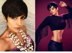 Pictures Prove That Mandira Bedi Is Most Glamours Stars Bold Pic