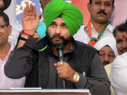 Were You Uprooting Terrorist Or Trees Asked Navjot Singh Sidhu On Air Strike
