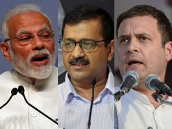 Survey Predicts Bjp Victory All 7 Lok Sabha Seats Delhi Aap S Supremacy In Assembly Elections