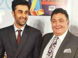 My Father Is Doing Well Ranbir Kapoor Opens Up About Dad Rishi Kapoor Health