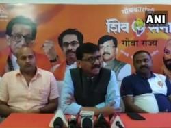 Shiv Sena Declares Candidates For 2 Goa Lok Sabha Seats