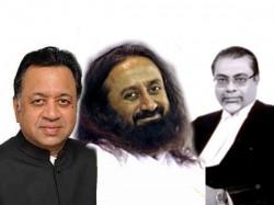 Who Is Kalifulla Sri Sri Ravishankar Sr Advocate Sriram Panchu