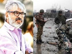 Sanjay Leela Bhansali Going Produce Film Based On Pulwama Revenge