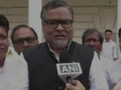 Tripura Bjp Vice President Subal Bhowmik Joined Congress Party
