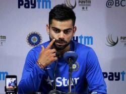 Virat Kohli Blamed Rishabh Pant Losing Match Against Australia