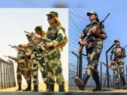Women Soldiers On India Pakistan Border Jaisalmer