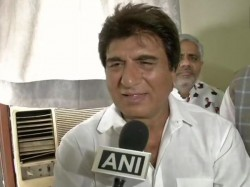 Lok Sabha Elections 2019 Up Congress Chief Raj Babbar And Party Candidate Fatehpur Sikri Vote