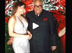 Urvashi Rautela Slams Video Claimed Boney Kapoor Touched Her Inappropriately