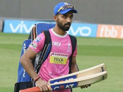 Steve Smith Replaces Ajinkya Rahane As Rajasthan Royals Captain
