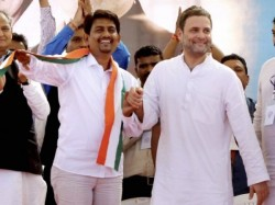 Big Setback For Congress Ahead Of Lok Sabha Elections 2019 Alpesh Thakor Quits Party