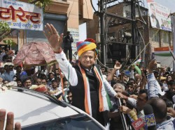 Ashok Gehlot Says Indira Gandhi Never Took Credit Of Pakistan