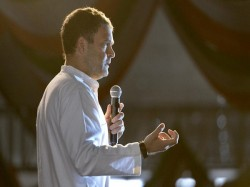 Rahul Gandhi Interacting With Students In Pune Tells How He Will Manage Funds For Nyay