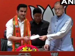 Gautam Gambhir With Asset Of Worth 147 Crore Is The Richest Lok Sabha Election Candidate