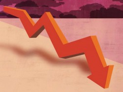 Signs Of Recession In The Indian Economy Domestic Savings Rate Declines