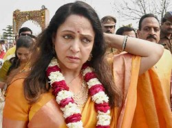 Notice To Hema Malini In Model Code Of Conduct Violation