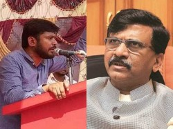 Lok Sabha Elections 2019 Sanjay Raut Over Bihar Begusarai Cpi Candidate Kanhaiya Kumar