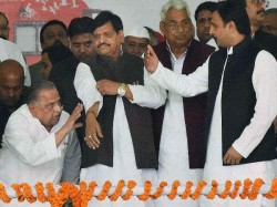Phase 3 Polls In Up To Decide Fate Of Four Members Of Mulayam S Clan