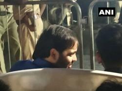 Anant Ambani Seen At Pm Narendra Modi Rally Days After Father Backs Congress Man