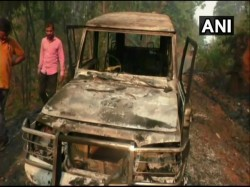 Ahead Of Lok Sabha Elections 2019 Phase Two Maoist Killed Polling Officer In Odisha