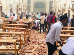 Multiple Blasts In Srilanka See Pictures And Video