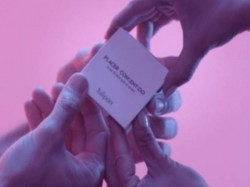 New Consent Condom Requires Two People And Four Hands To Open Packaging Watch Video