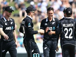 New Zealand Declared Their 15 Man Squad For World Cup