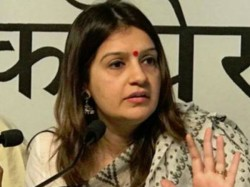 Priyanka Chaturvedi Slams Congress After Party Revokes Suspeension Of Workers Who Misbehave With Her