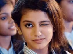 Priya Prakash Varrier S Major Copy Paste Goof Up Goes Viral Internet Trolls Wink Girl