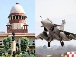 Supreme Court Will Pronounce Its Verdict In A Plea That Sought Review Of Rafale Deal