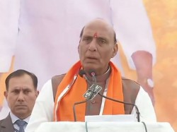 Rajnath Singh Warns If Someone Ask Two Prim Minister We Will Have No Option