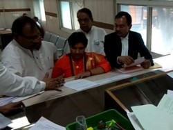 Lok Sabha Elections 2019 Sadhvi Pragya Thakur Files Nomination From Bhopal
