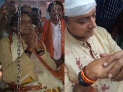 Shashi Tharoor In Hospital After Injuries During Ritual At Kerala Temple