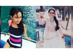 Have A Look New Bold Actress In The Town Shubhangi Atre Bhabhi Ji