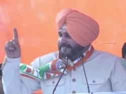 Lok Sabha Elections 2019 Navjot Singh Sidhu Stirs Row With Vote Appeal To Muslims In Katihar Bihar