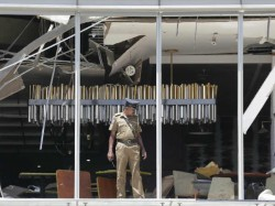 Sri Lanka Blast Bomber Queued At Hotel Buffet And Then Set Off Explosives Strapped His Back