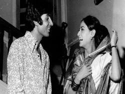 Happy Birthday Jaya Bachchan Turns 70 See Her Beautiful Rare Picture