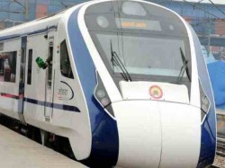Cameras Installed On Vande Bharat Express To Detect And Curb Stone Pelting Incidents