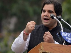 Varun Gandhi With Muslim Voters Even If Did Not Vote Me Then Also I Will Work For You