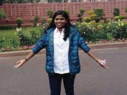 Sreedhanya First Tribal Woman From Wayanad Clears Upsc Rahul Gandhi Wishes Her