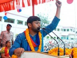 Kanhaiya Kumar Files Nomination Form Begusarai Declare His Iincome