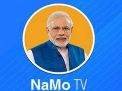 Lok Sabha Elections 2019 Bjp Submits Namo Tv Content For Clearance After Poll Body Order Sources