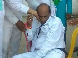 Lok Sabha Election Results 2019 Congress Leader Died At Counting Center After Congress Defeat