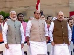 Narendra Modi Cabinet Portfolios Announced Amit Shah Home Minister Rajnath Singh Defence Minister