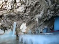 Amarnath Yatra Will Start From 1s July Here Is The First Pic Of Barfani Baba